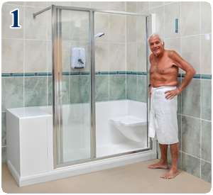 monoluxe shower features easy access showers for the shower chairs for elderly great home decor
